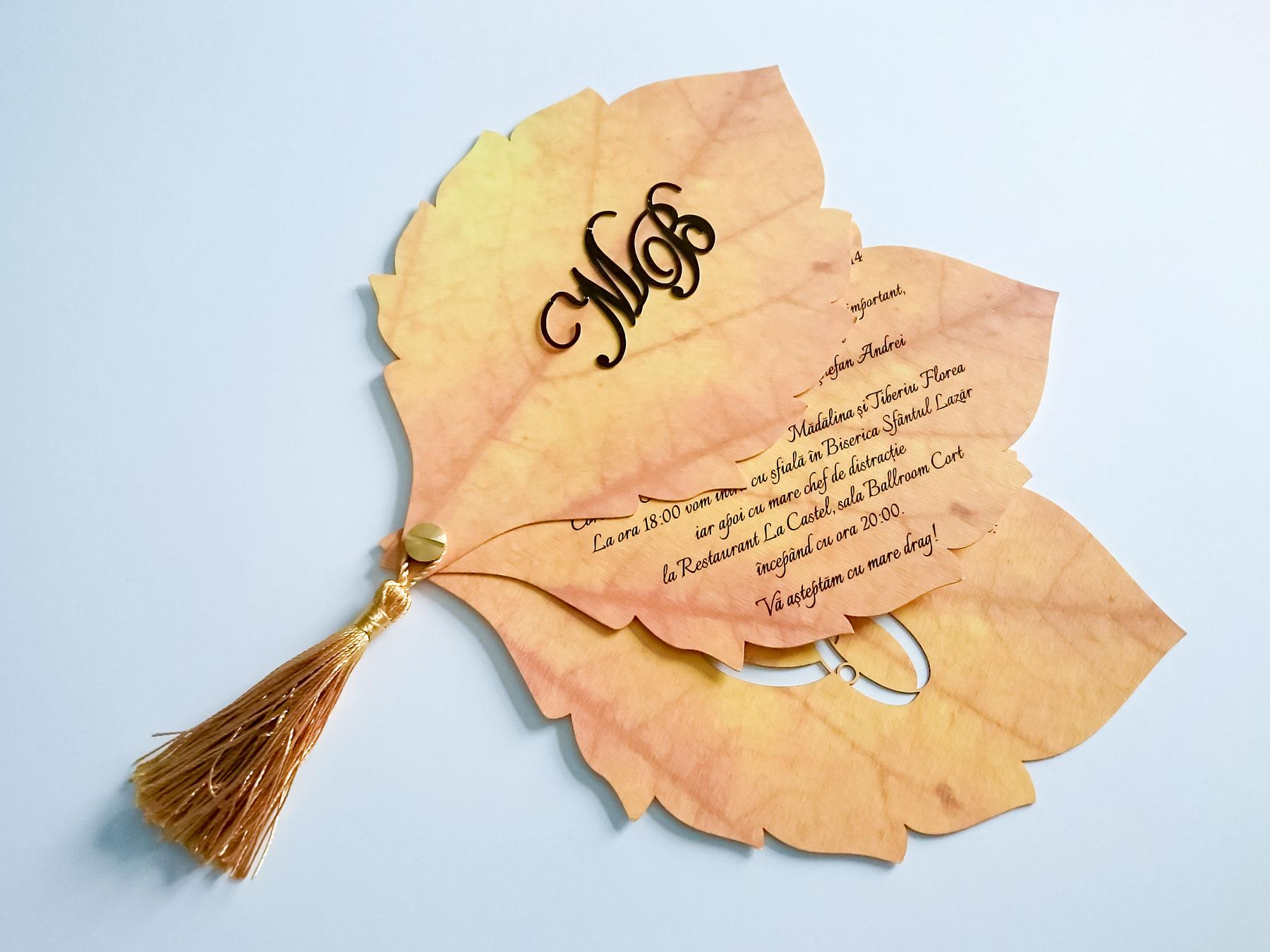 7 repere pentru alegerea invitatiei de nunta