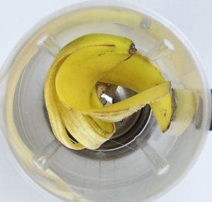 coaja de banana