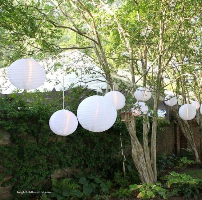 lanterne hartie