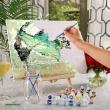 Ghidul incepatorului pentru pictura pe numere de la Pictorul Fericit