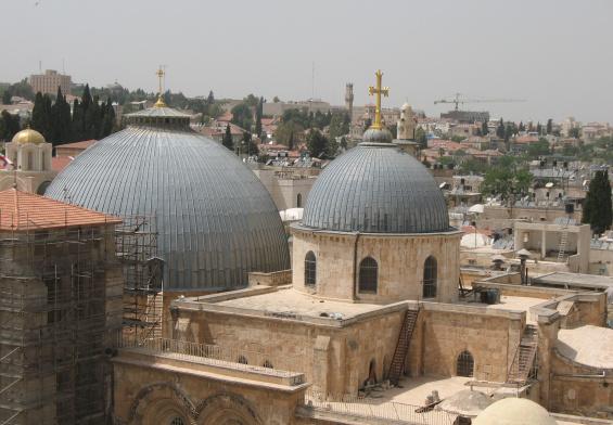 biserica sfantului mormant ierusalim